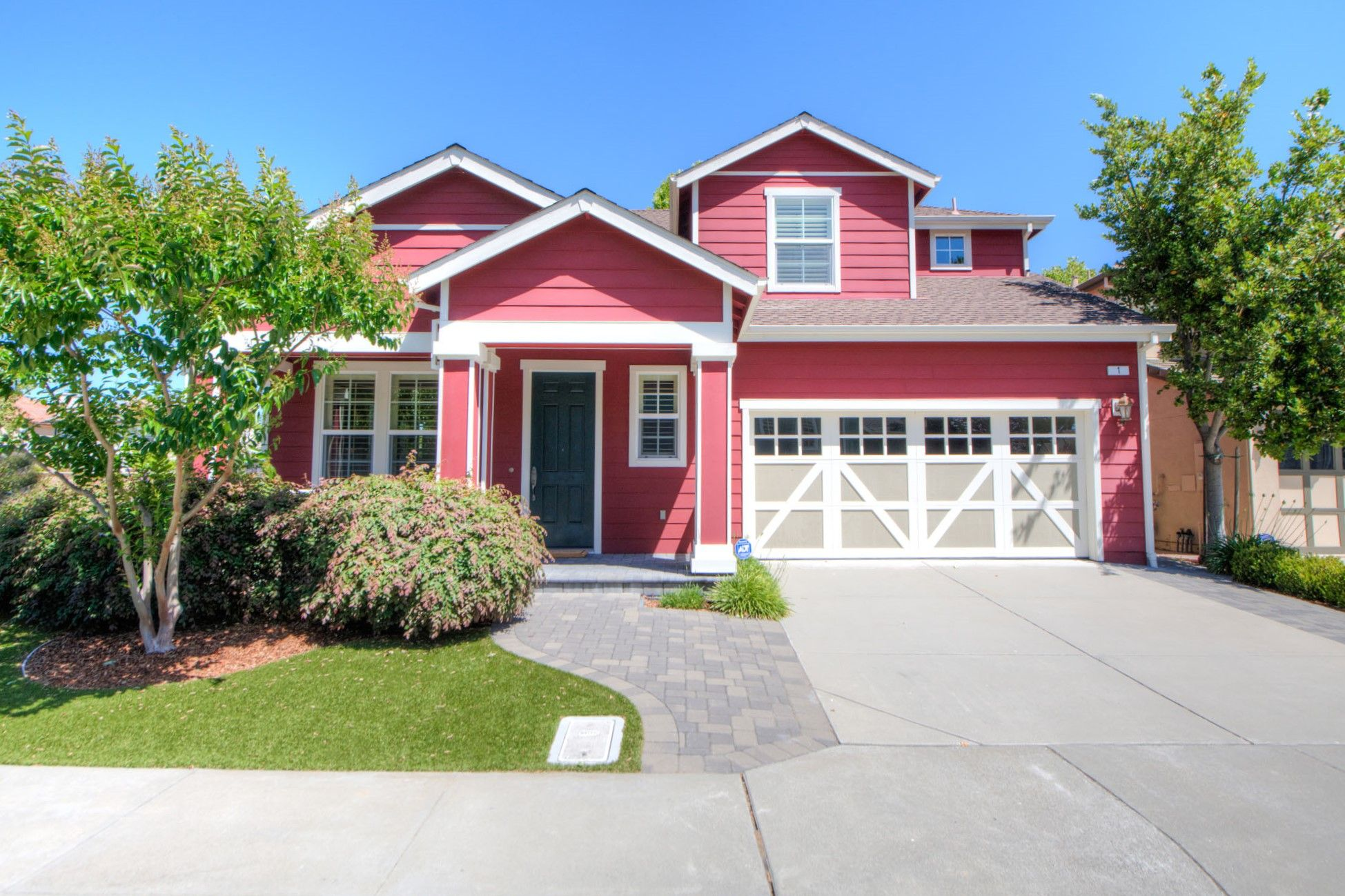 Just Listed! 1 San Pablo Ct., Hideaway in Hamilton Novato