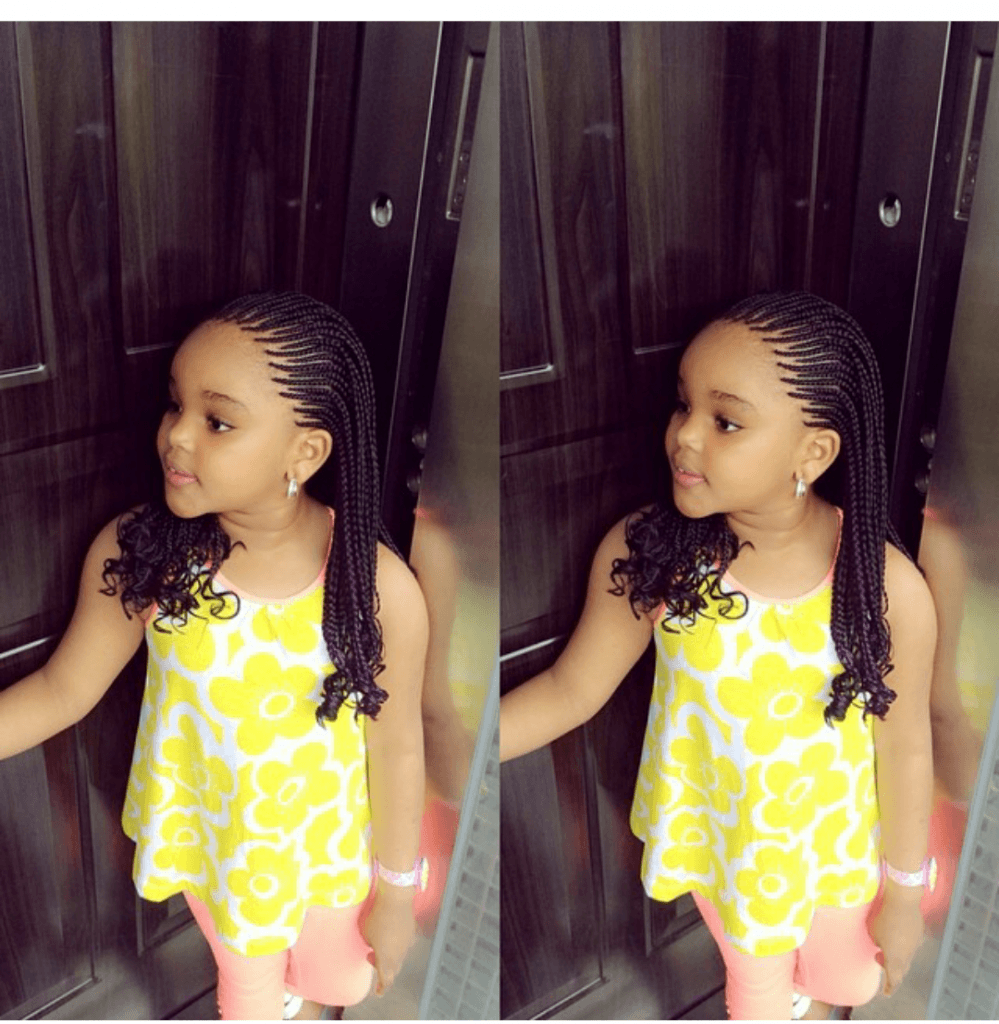 Cute u trendy cornrow styles for lil divas wedding digest