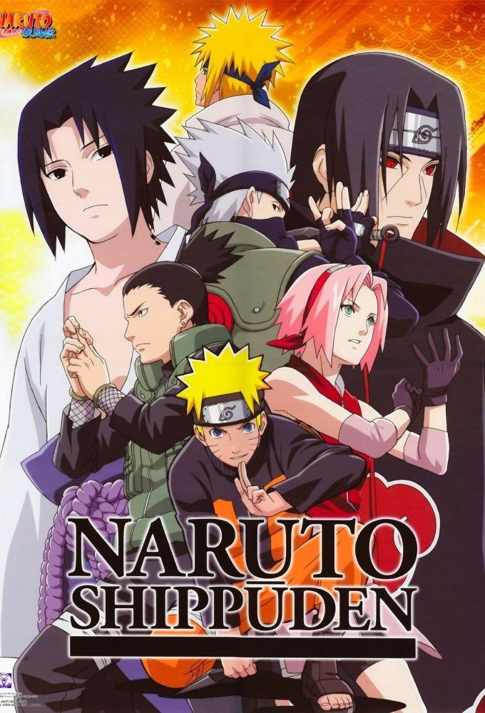Watch Naruto Shippūden 2007 Online Free Solarmovies
