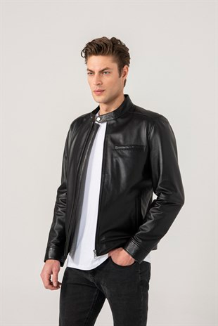 Pin On Men S Leather Jacket