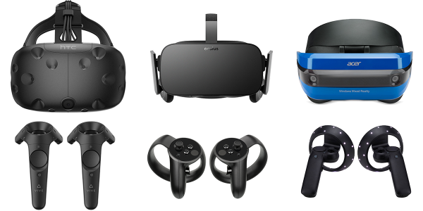 Share Of Vr Headsets On Steam Doubled In 2018 Vr Headset Virtual Reality Steam