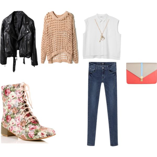 """""""Untitled #92"""" by makingforts on Polyvore"""