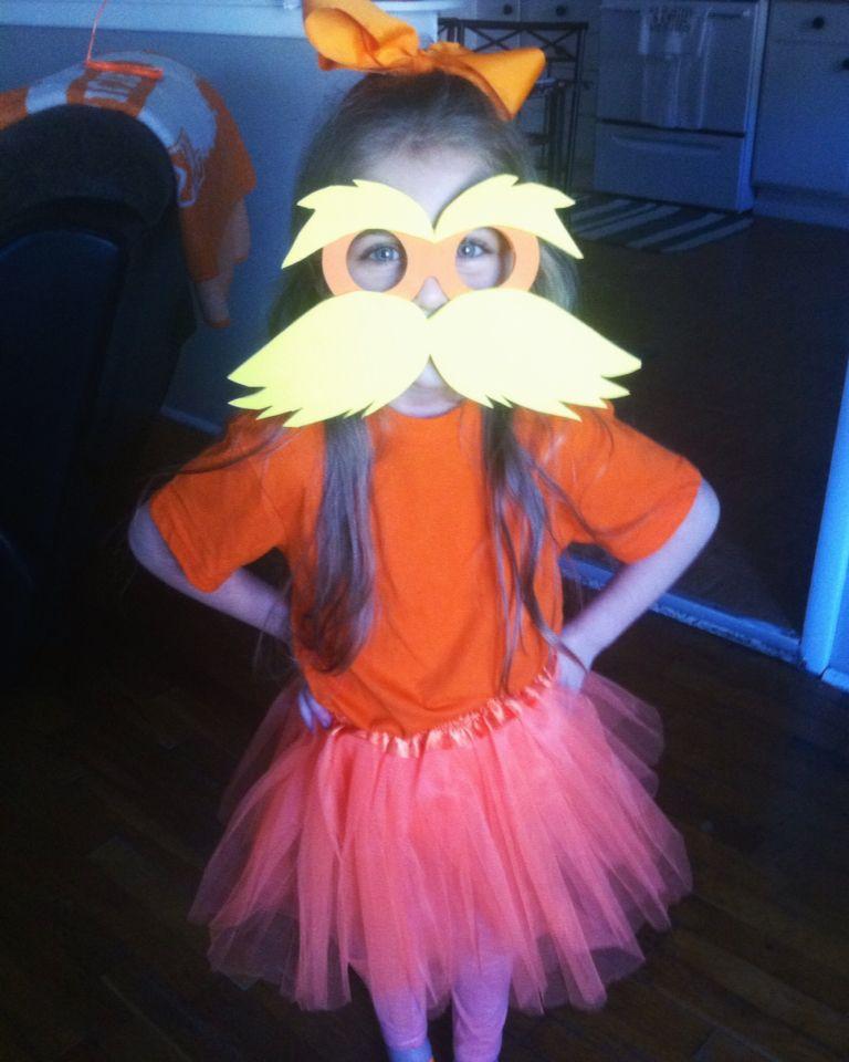 Dr Seuss Day Dress Up Day The Lorax Tu Bishvat