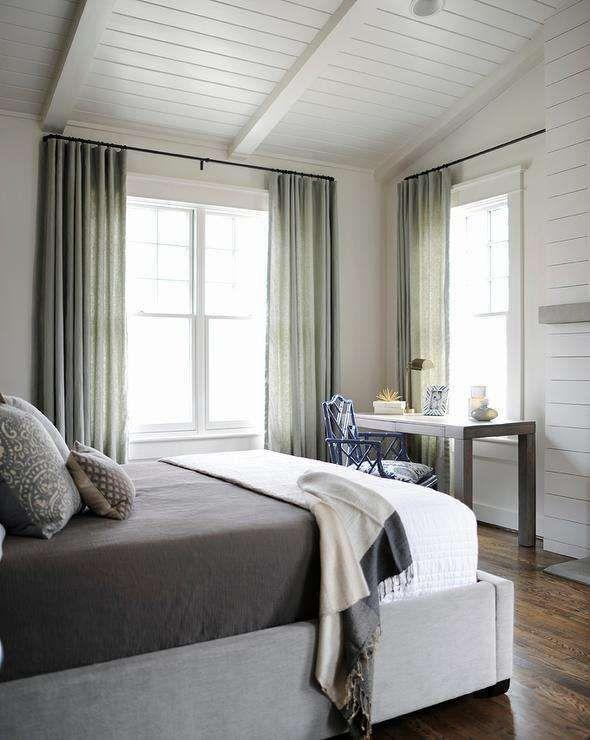 Idee camera da letto color tortora - Camera in stile classico