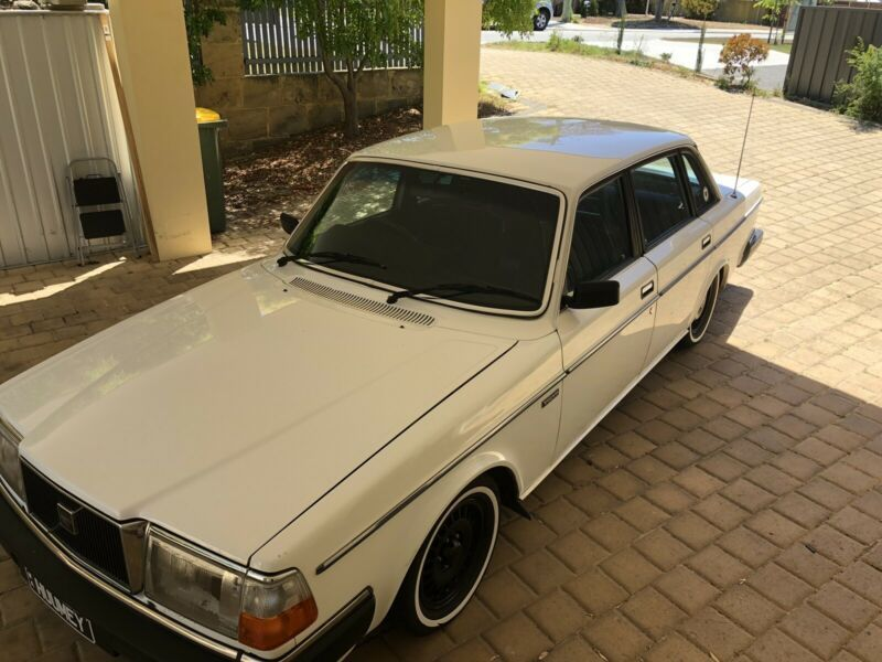 Volvo 240 244gl Cars Vans Utes Gumtree Australia Stirling Area Innaloo 1234615664