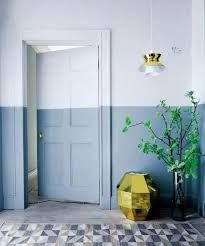 Image result for blue coloured planter wall