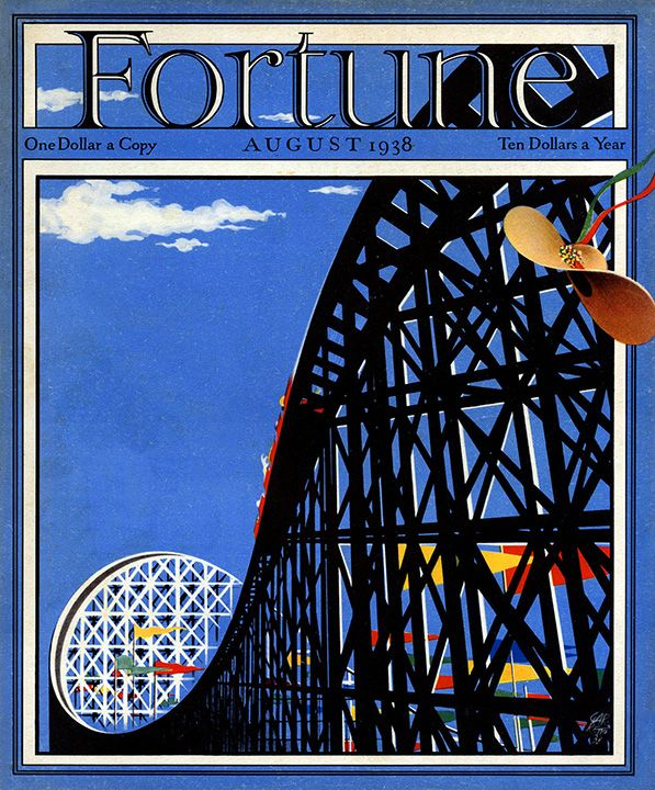 Fortune  AUGUST 1938