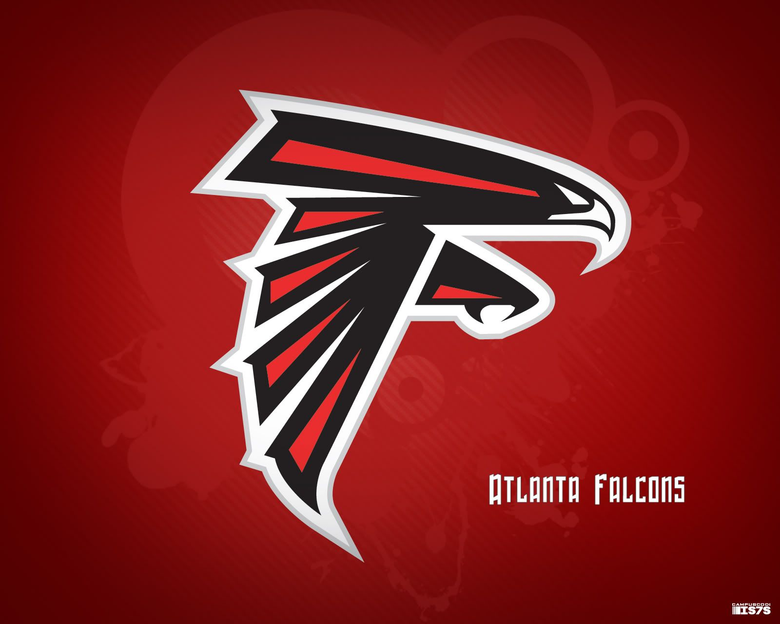 Atlanta Falcons Logo Wallpaper Invitation Templates Atlanta Falcons Background Atlanta Falcons Logo Atlanta Falcons