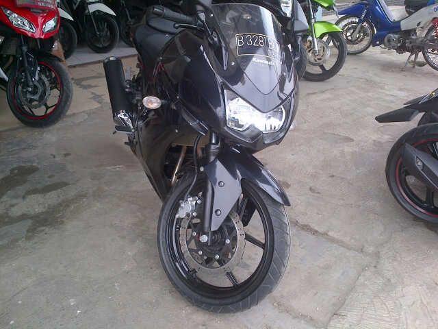 Jual Beli Motor Baru Bekas Murah Cash Dan Kredit Kawasaki Ninja