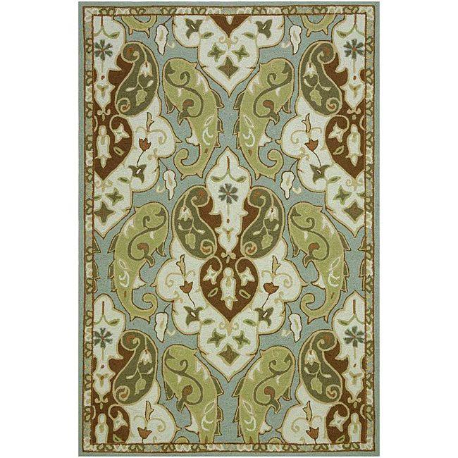 #spanish #fish #rug #design