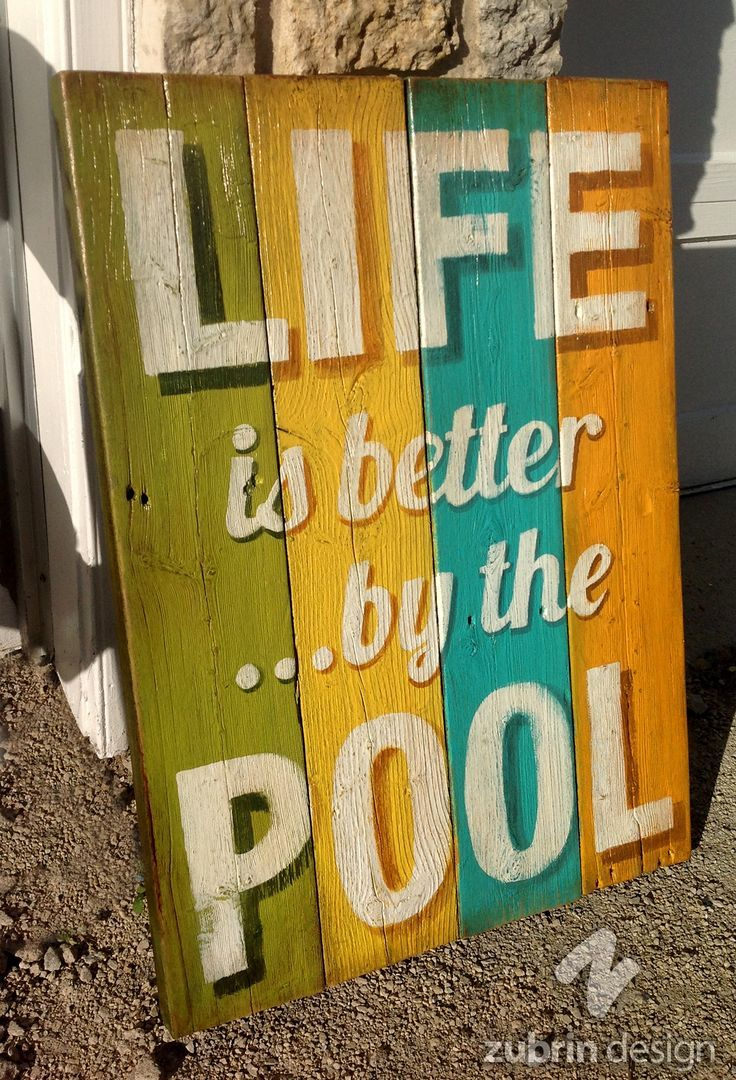 Pin by Nicole Stahl on Pool | Pinterest | Pool paint, Backyard and ...