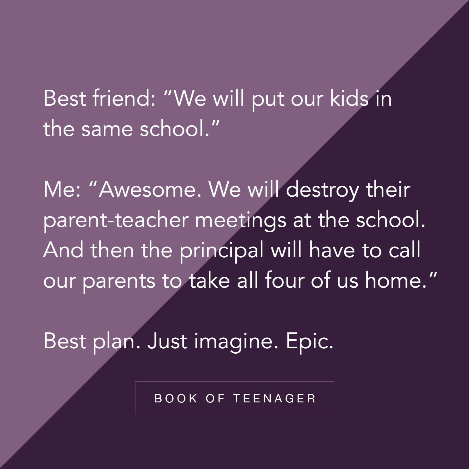 For More Amazing Posts Like This Follow Us On Instagram Bookofteenager Real Friendship Quotes Friends Quotes Funny School Quotes Funny