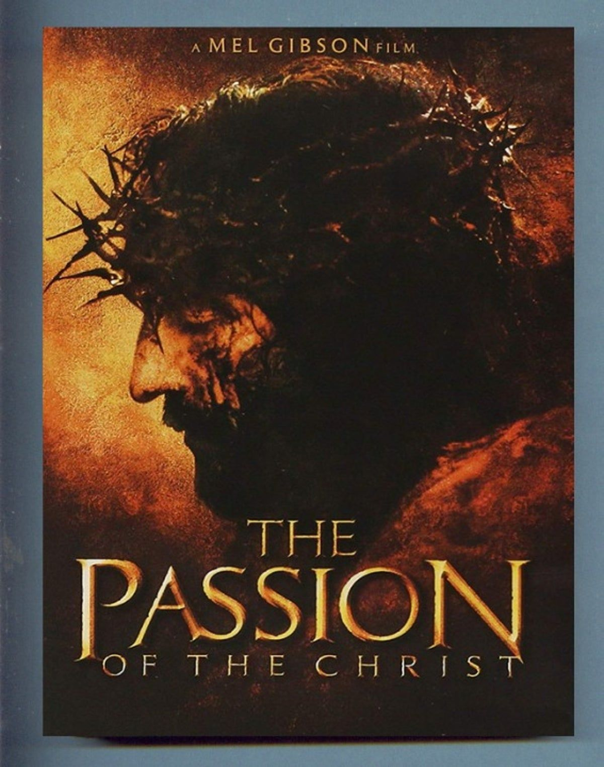 The Passion of the Christ Widescreen DVD