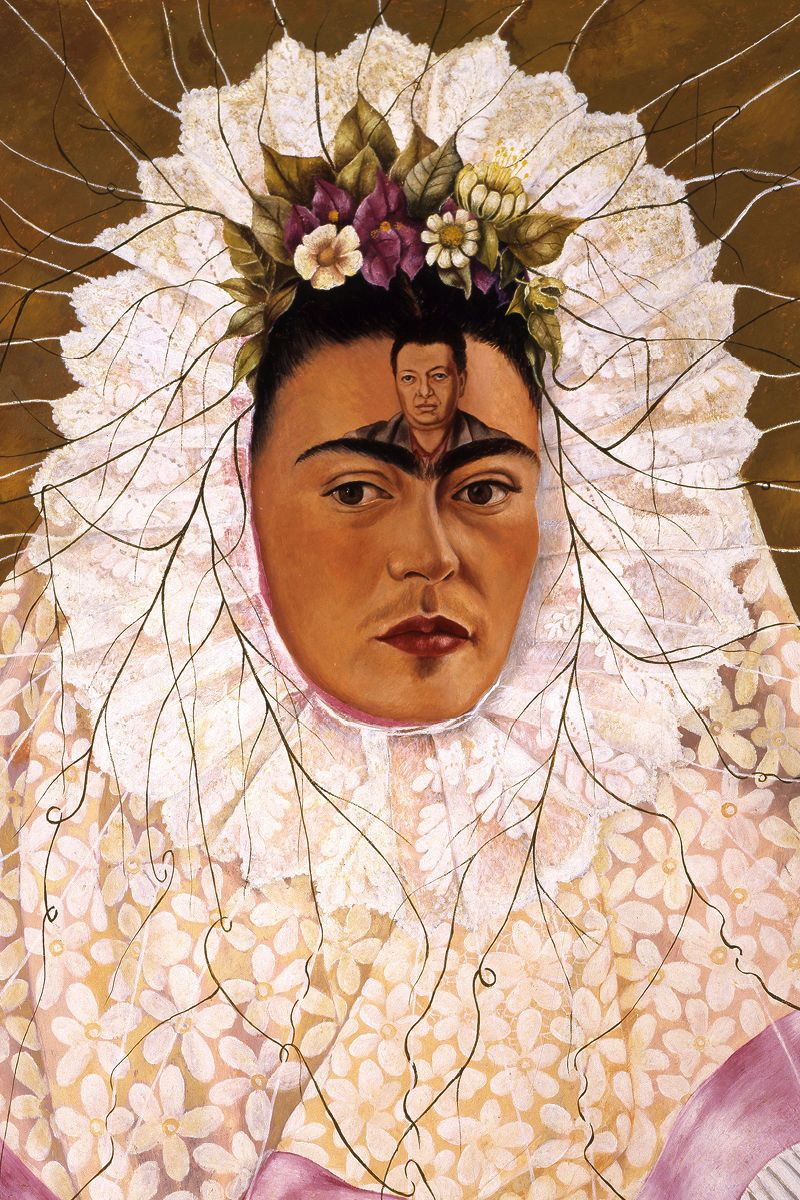 How Frida Kahlo Became a Global Brand Art history