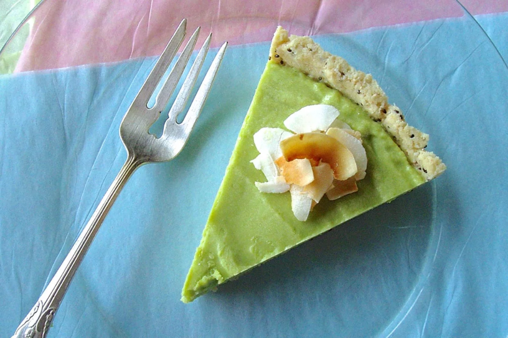 Avocado Lime Tart » The Candida Diet