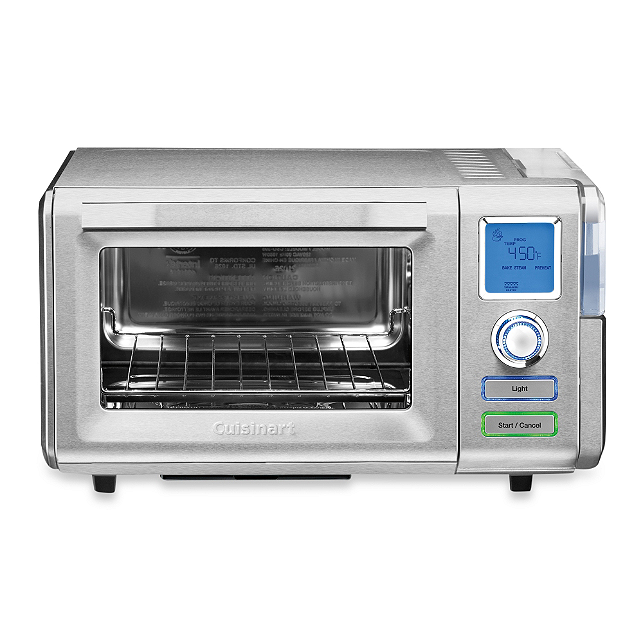 Cuisinart Combo Steam Convection Oven Incorporates The Many