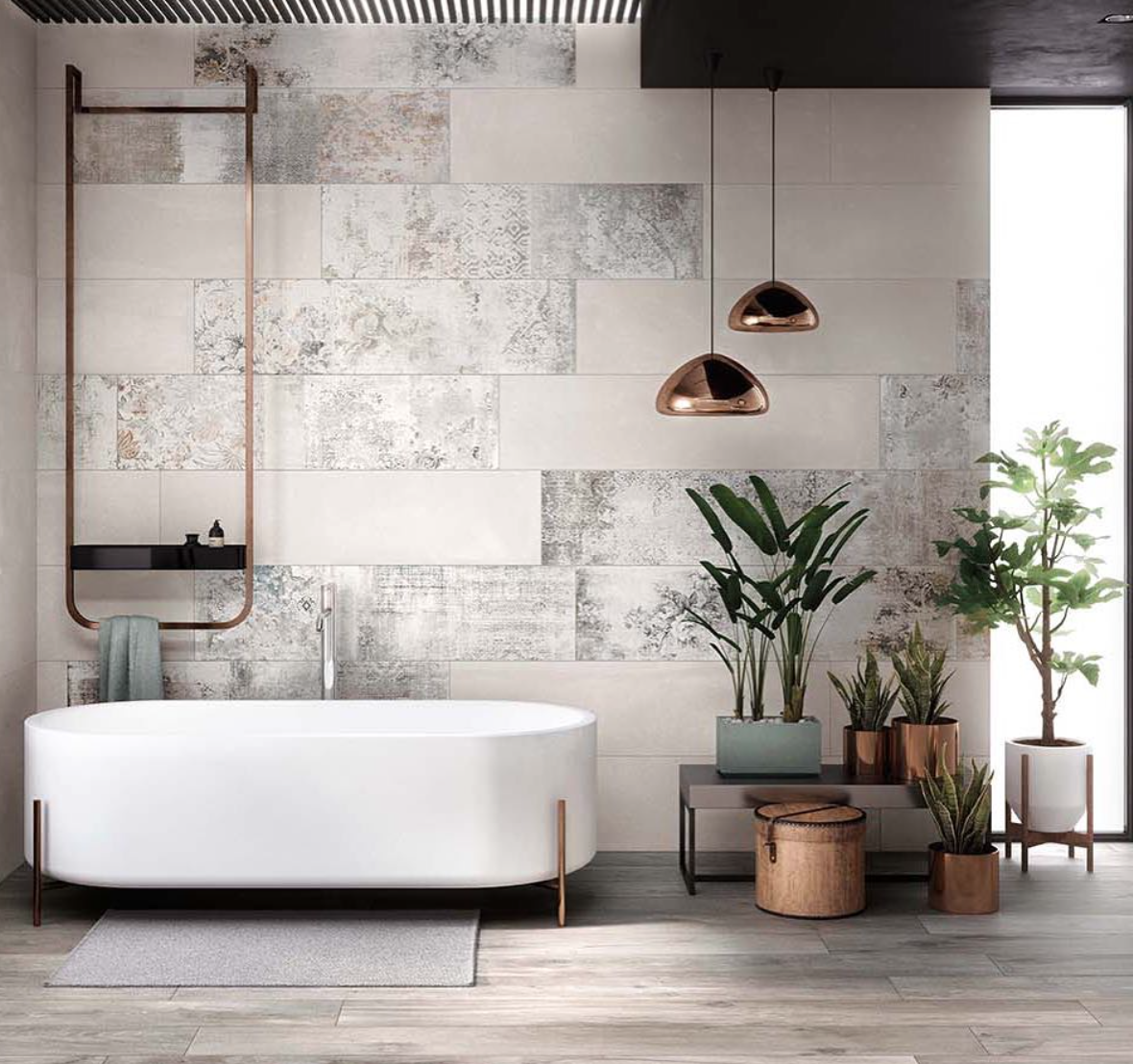The 15 Most Beautiful Bathrooms On Pinterest Bathroom Interior
