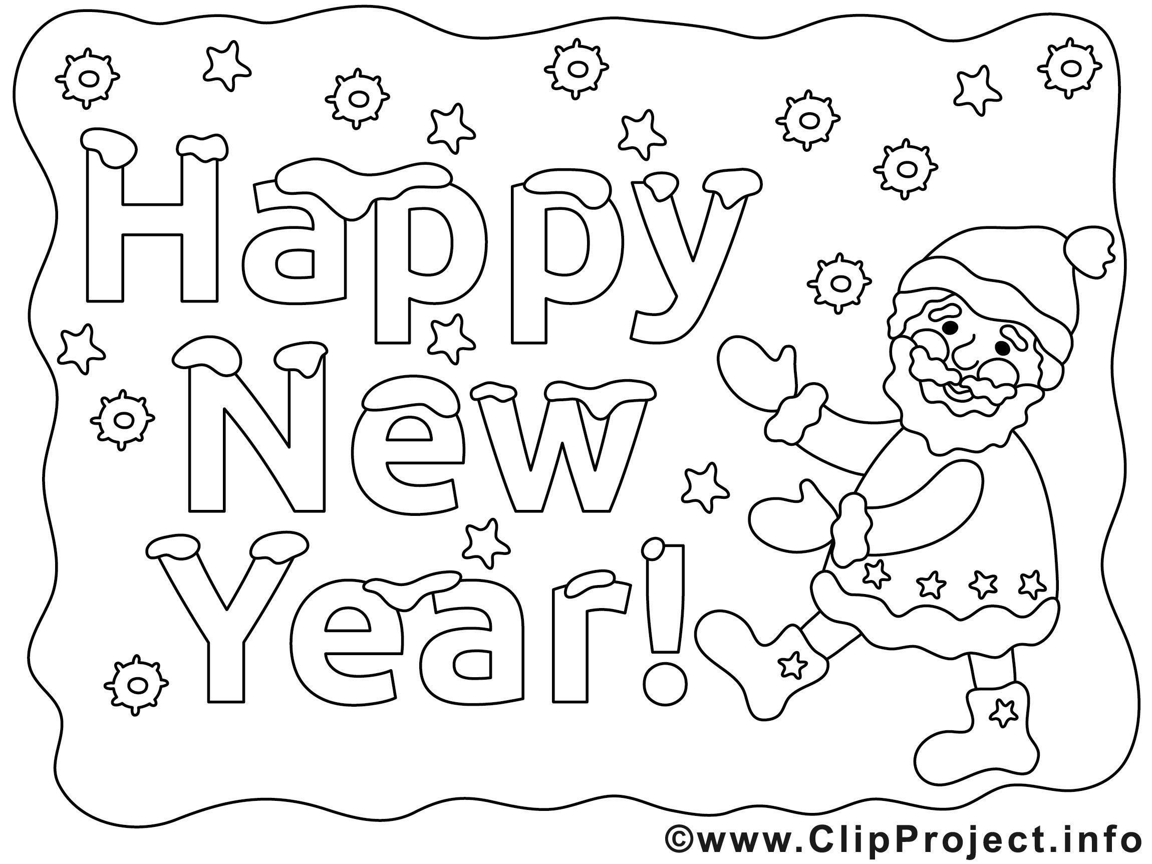 8+ Best Silvester ausmalbilder ideas  newyear, new year coloring