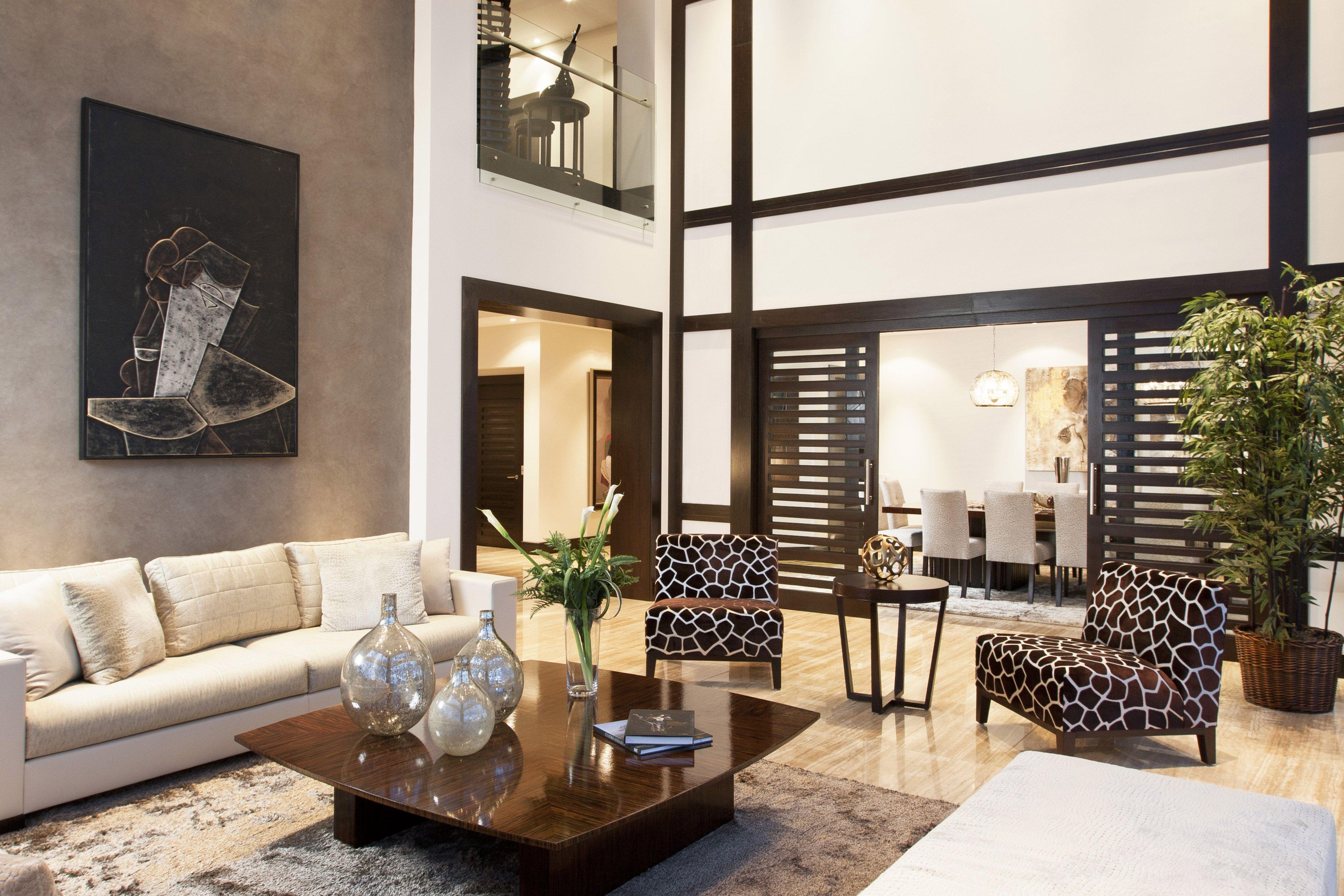 Charmant Residential Project By Adriana Hoyos   Perezalaya #livingroom  #interiordesign #hoyos