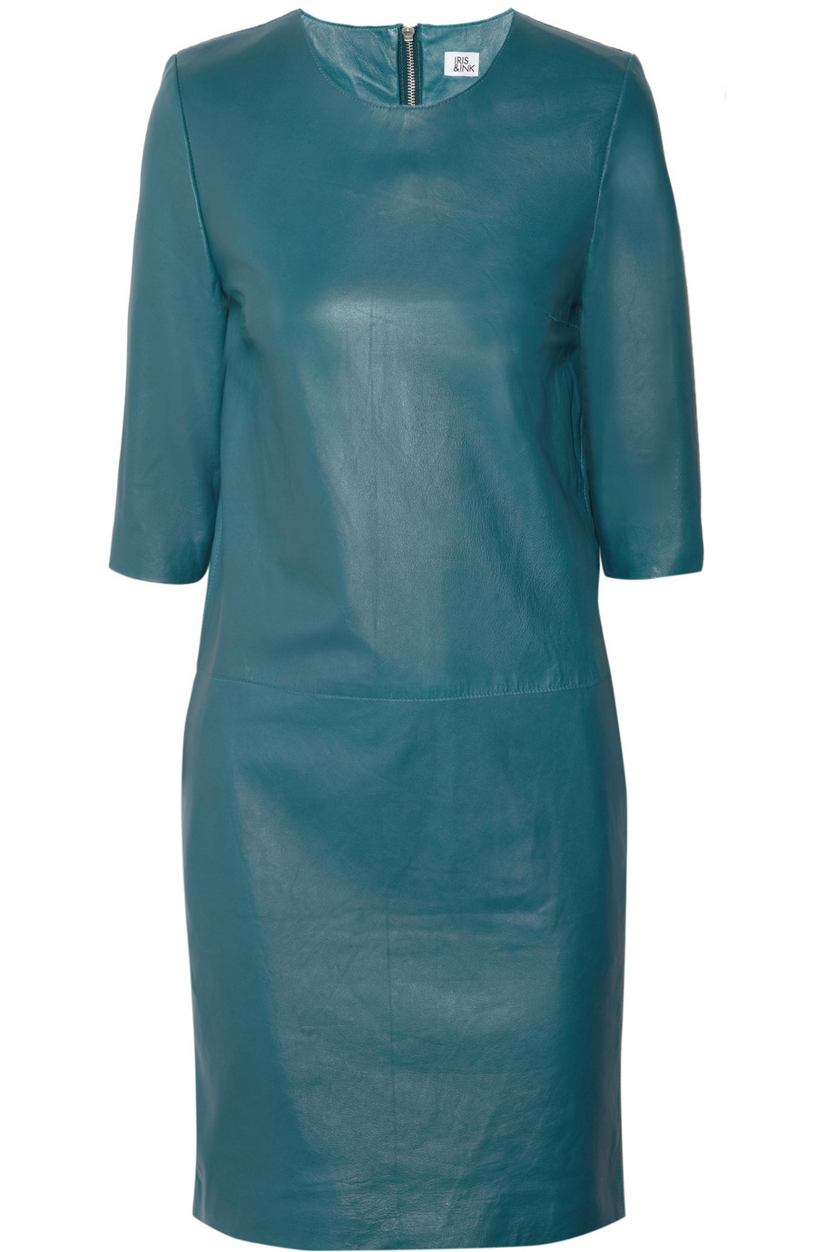 The Outnet leather dress