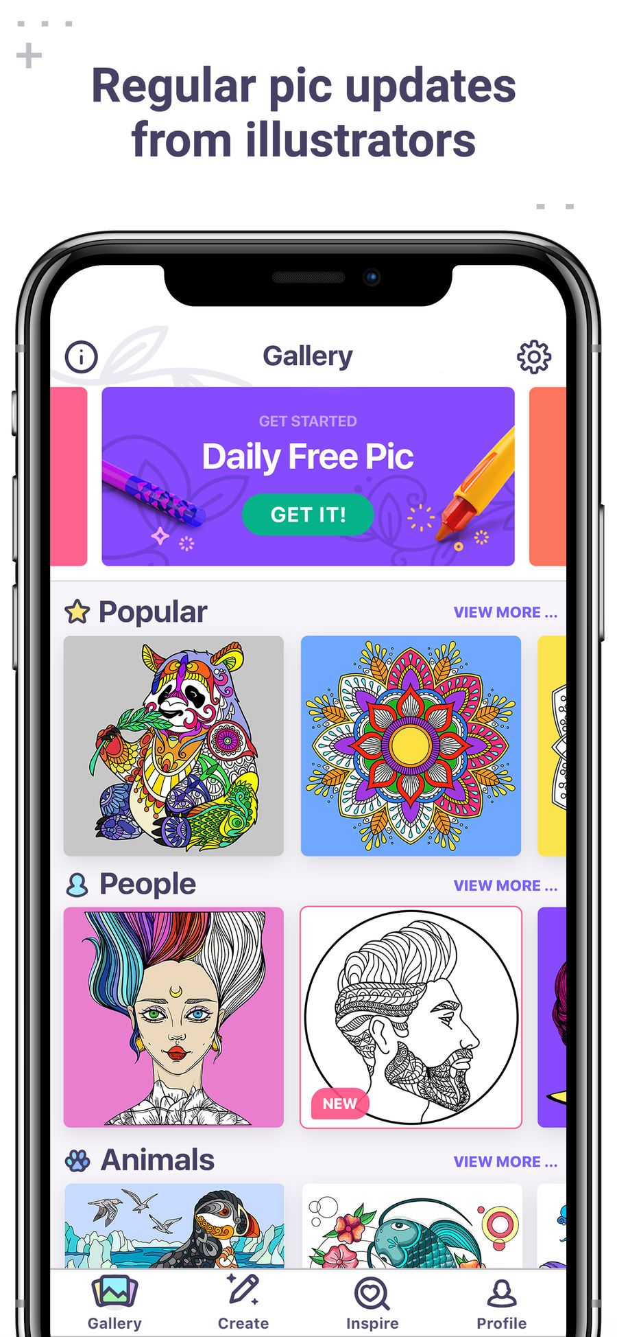 Coloring Book For Me On The App Store Coloring Books Books Coloring Apps