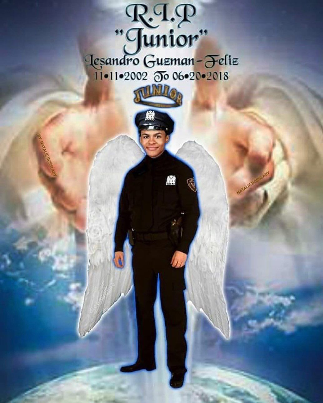 964 Likes 14 Comments Justiceforjunior Rip Junjun15 On Instagram Forever And Always Your World Officer Guzman Feliz Not In 2020 Feliz Boss Lady Ripped