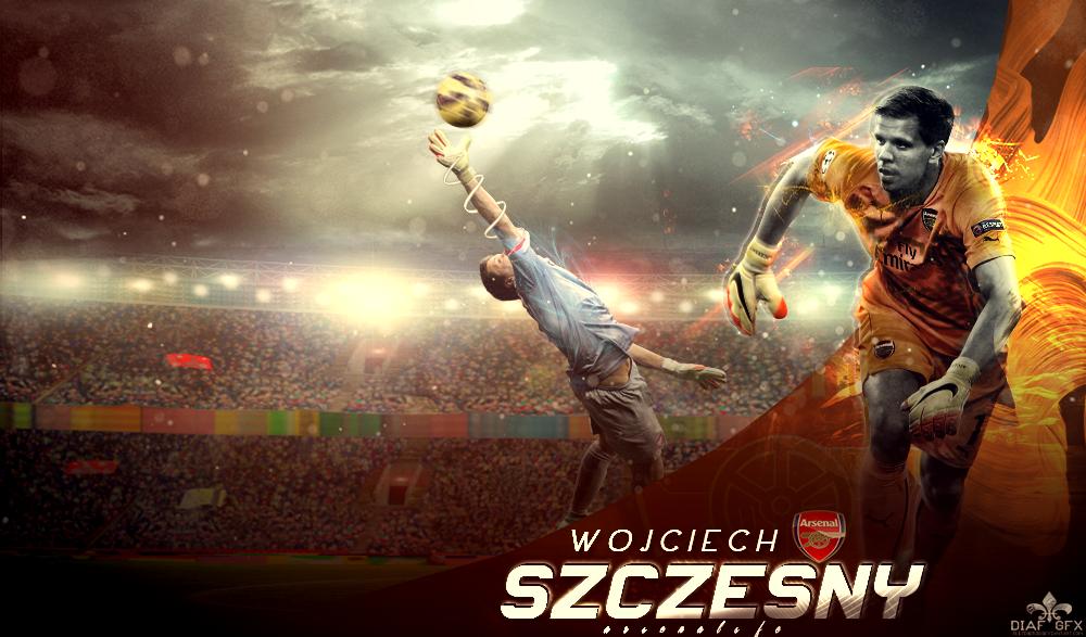 Wojciech -Tomasz Szczesny  (wallpaper)