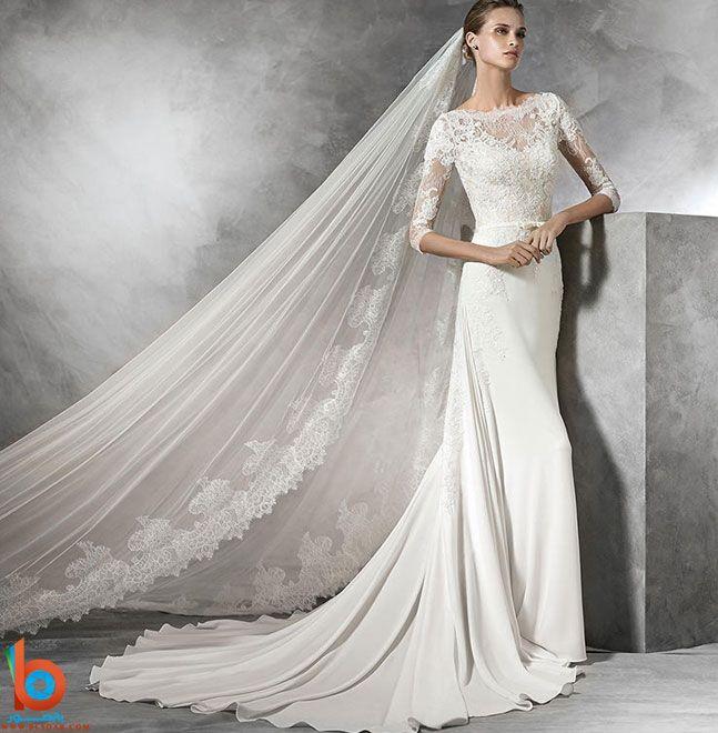 بالصور فساتين العرس 2016