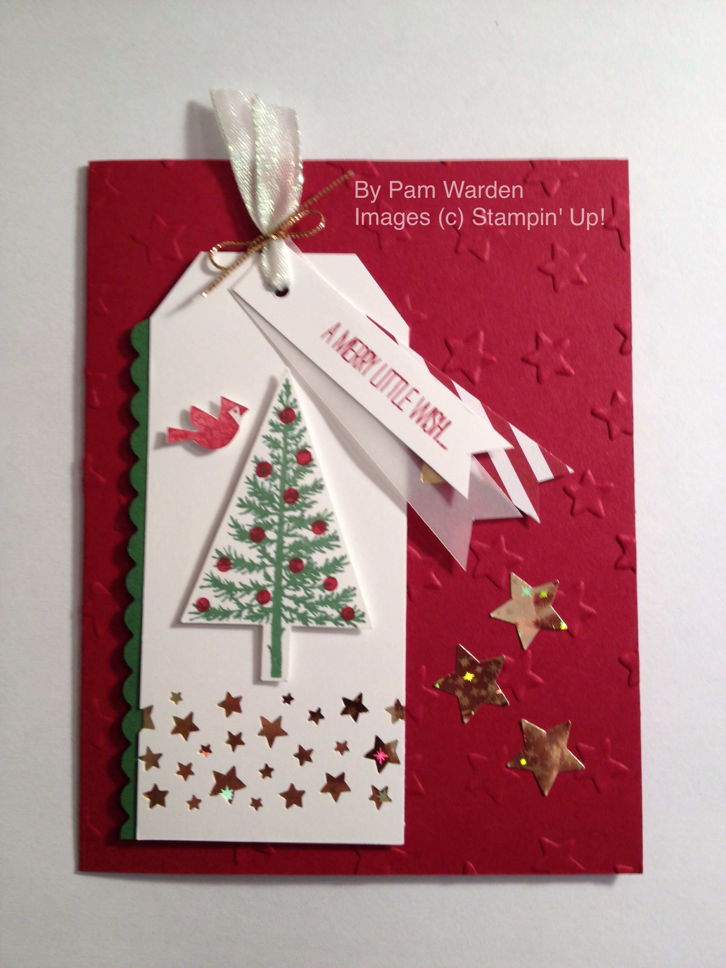 Pin by Pam Warden on Christmas | Pinterest | Cards, Xmas cards and ...