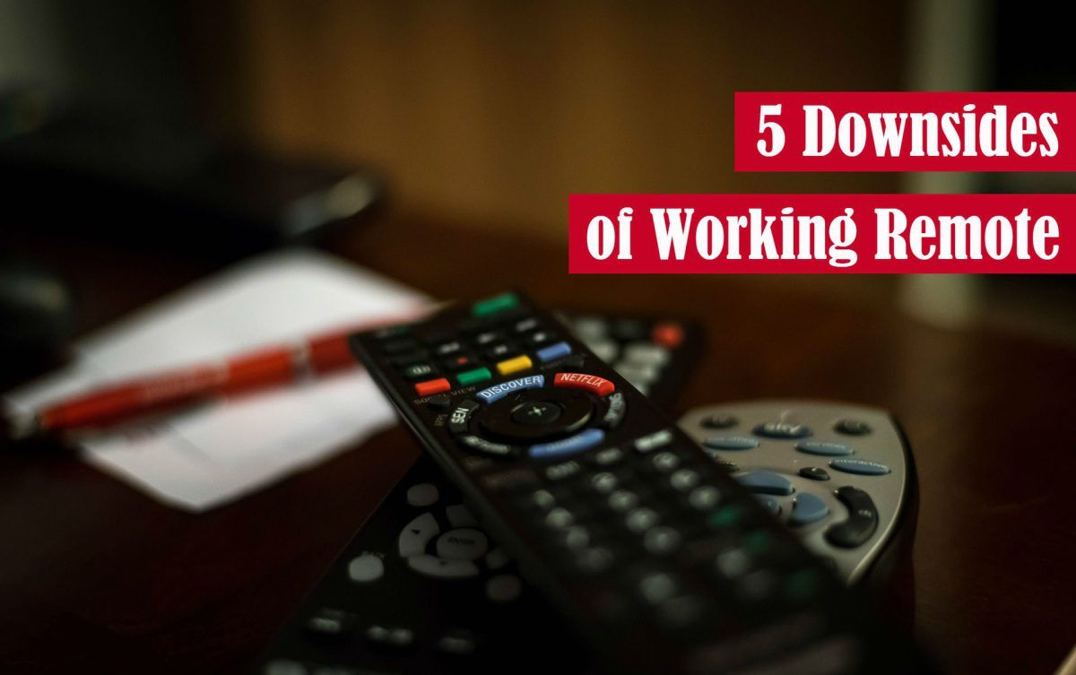 5 Downsides of Working Remote Android remote, Roku