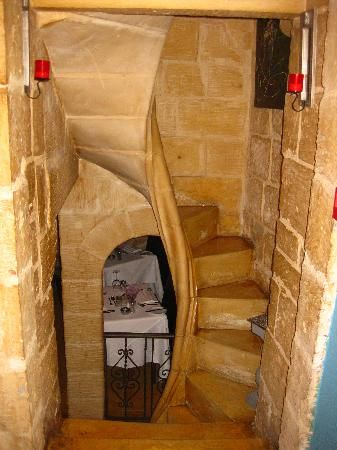 Spiral Staircase Alternative For Small Space Maybe