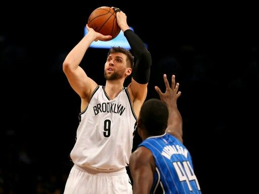 Nets have been waived Andrea Bargnani