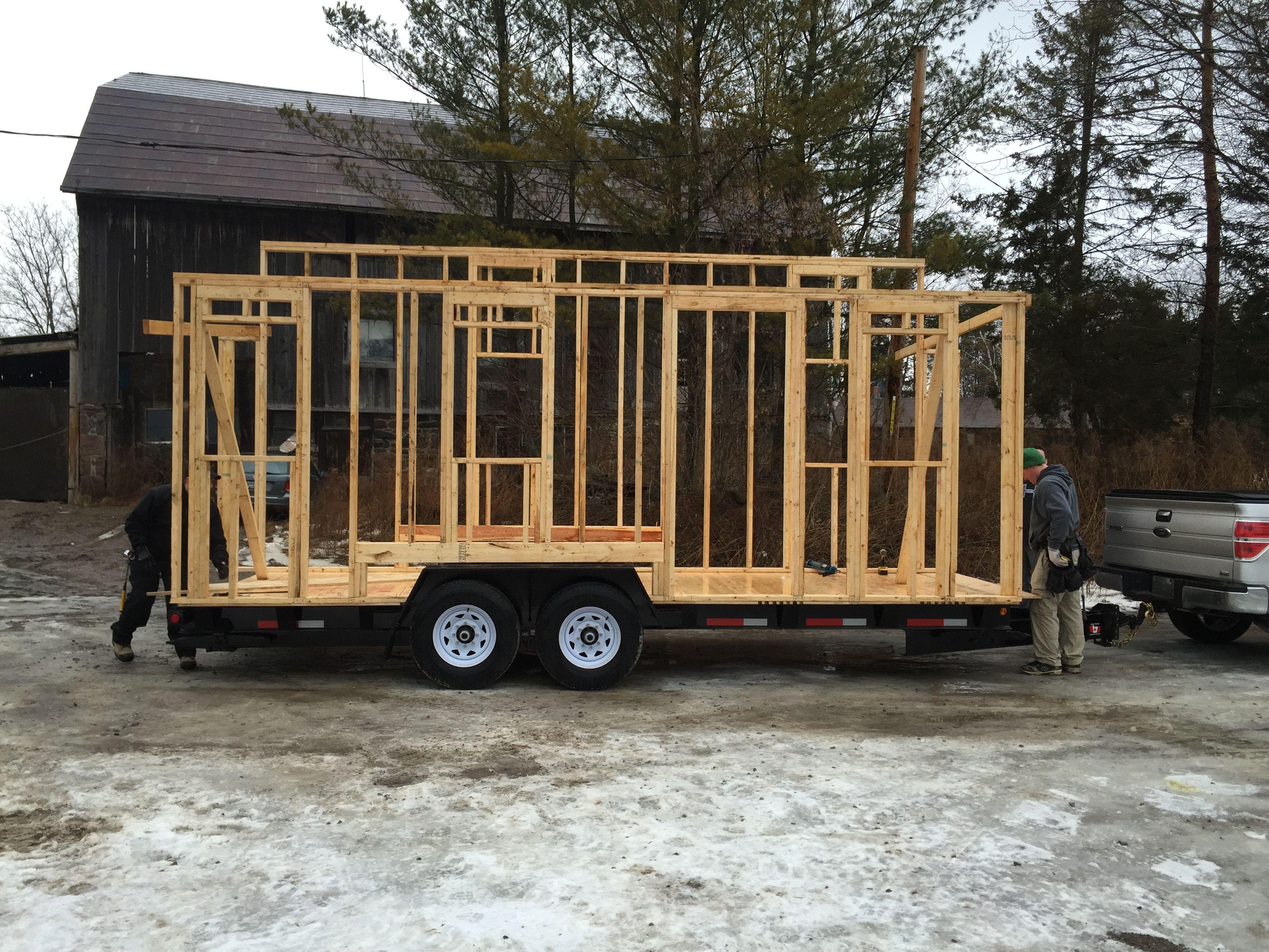 Tiny House Construction Company Toronto Ontario Canada