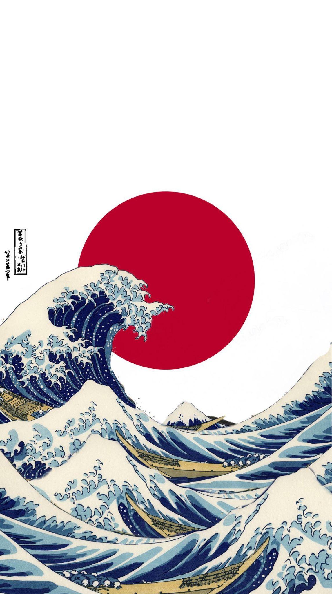 Top Collection Phone And Desktop Wallpaper Hd Estampas Japonesas Gravuras Japonesas Wallpapers Bonitos