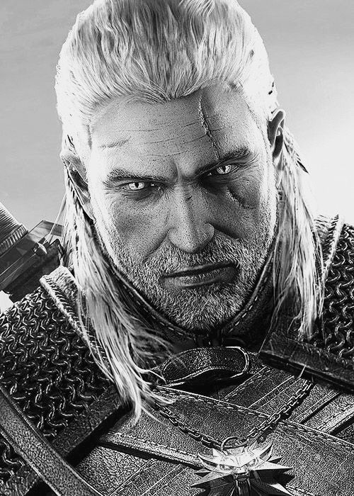 The Witcher Image By Alisha Hurlbert On Coloring Pages The