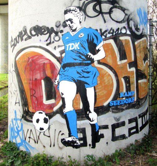 Poster Maradona Handmade Graffiti Street Art Artwork