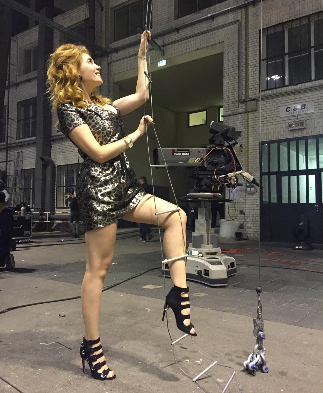 Palina Rojinski Legs