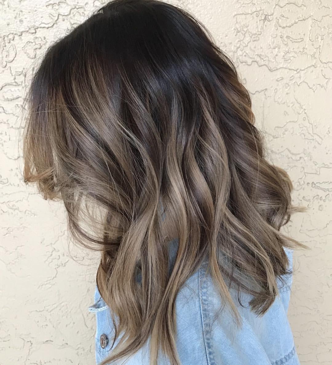 "Photo of Carra Osullivan 💙Balayage💙 on Instagram: ""Bring on the ✖️ASH ✖️ #btconeshot_hairpaint18"""