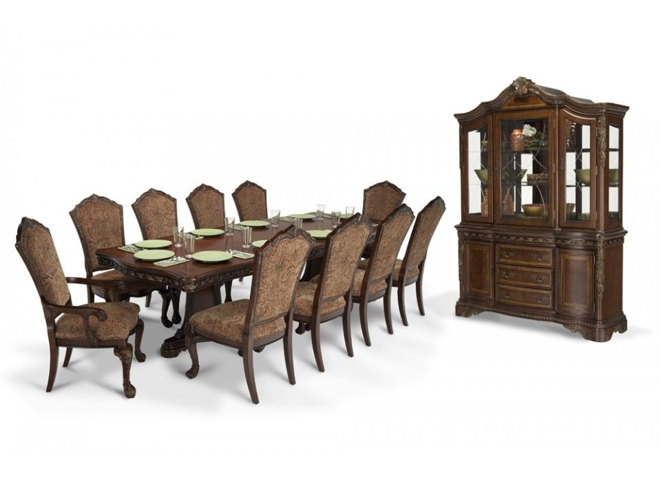 Superior Majestic 13 Piece Dining Set | Bobu0027s Discount Furniture