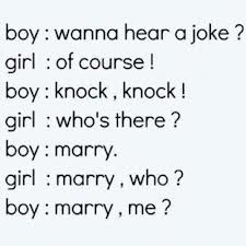 ways to ask a man to marry you