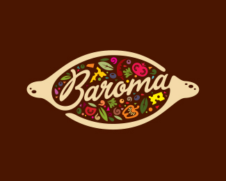 baroma logo design | more logos http://blog.logoswish/category, Powerpoint templates