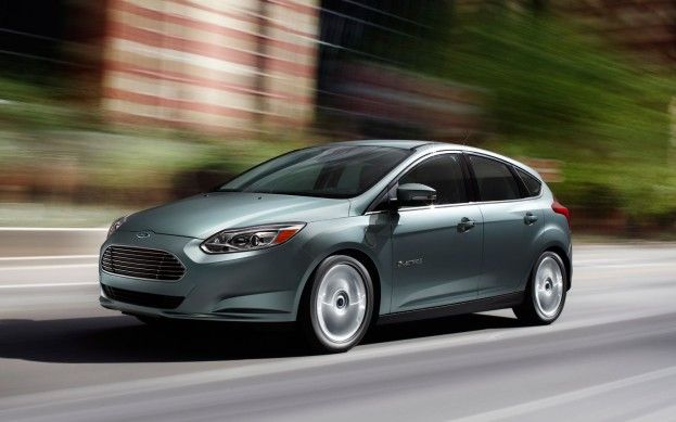 2012 Ford Focus Electric Gets 105 Mpge Combined Rating From Epa Ford Focus Ford Focus Electric Ford Electric Car