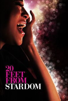 A ★★★½ review of 20 Feet from Stardom (2013)
