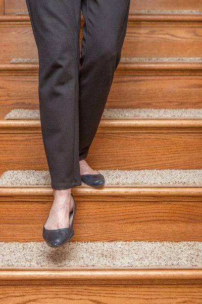 Windsor Flat Adhesive Stair Tread Bullnose Carpet Treads Stairway