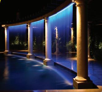 Internal Waterfall Bluepools Com Pools