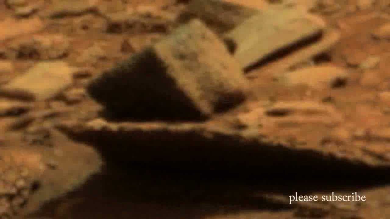 Mysterious Cube Anomaly Found On Mars [Video]