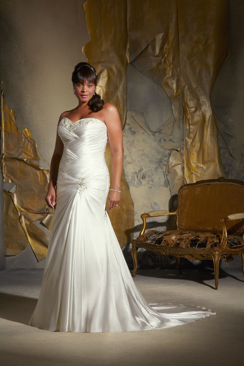 Mori Lee  For more information on these gowns and others that
