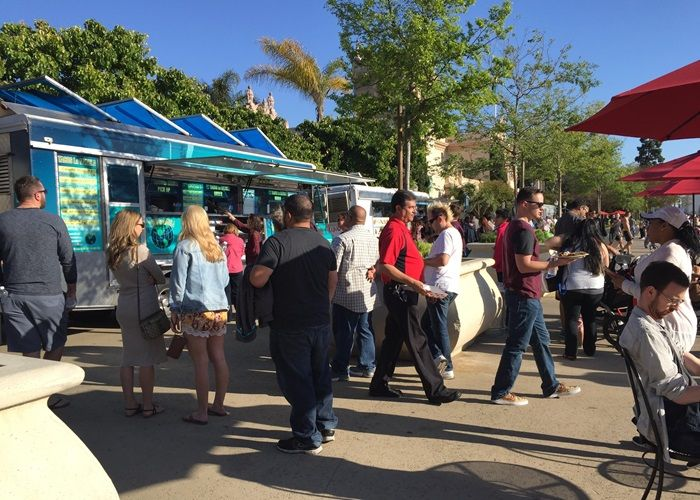 Kick off the perfect San Diego weekend at Balboa Park's Food Truck Friday event! Each Friday evening from June 2 to September 29, visitors can enjoy live entertainment while eating gourmet dishes...