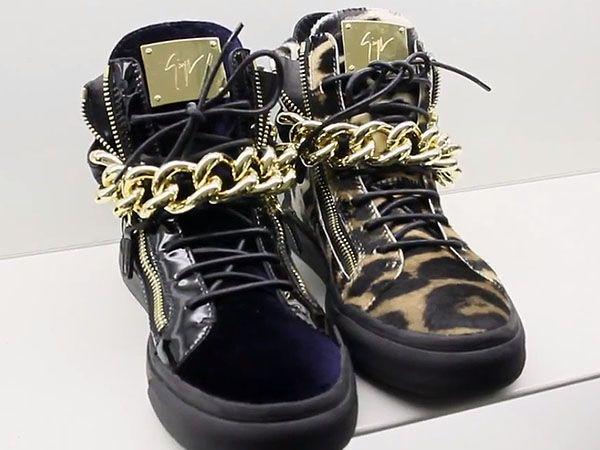 Giuseppe Zanotti Sneakers Bestellen