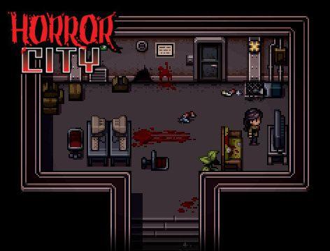 RPG Maker VX Ace - POP!: Horror City【2019】 | ドット絵